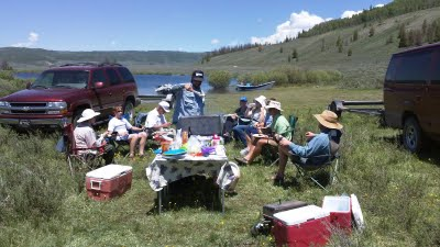 fly fishing reservations for groups